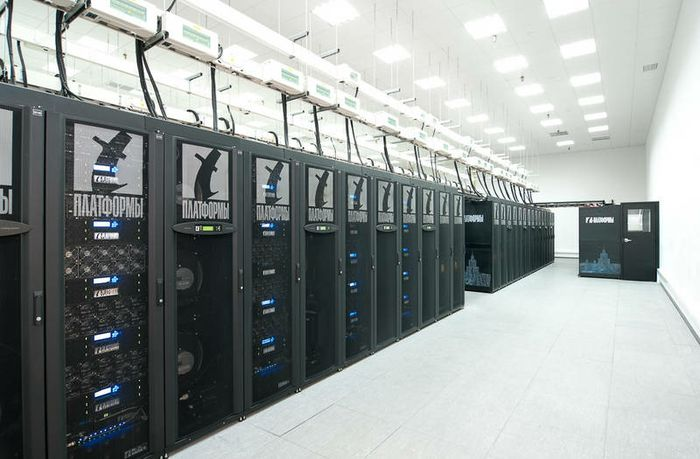 Moscow State University's Lomonosov Supercomputer