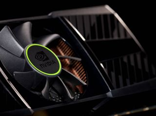 NVIDIA engineered the GTX 590 to be the world's quietest dual GPU product. It features a special cooling system and dual vapor chambers which deliver both astounding performance and acoustics. Measured with a standard decibel meter, the GTX 590 clocks ...