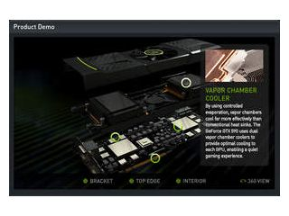 To experience an interactive demo of the GTX 590, please click here.