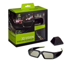 The new $149 3D Vision wireless glasses kit transforms PC games, videos, photographs, and Web browsing into an amazing, immersive 3D experience.