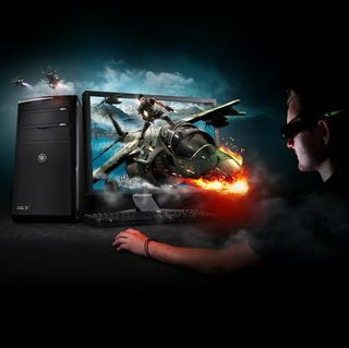 NVIDIA is helping to lead the charge for the 3D PC revolution! With a 3D PC you can do it all in 3D -- games, videos, photos, Blu-ray 3D, and Web streaming. Life just got a whole lot more interesting!