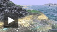 Water demo: Look at how developers can create realistic water through DX11 tessellation!