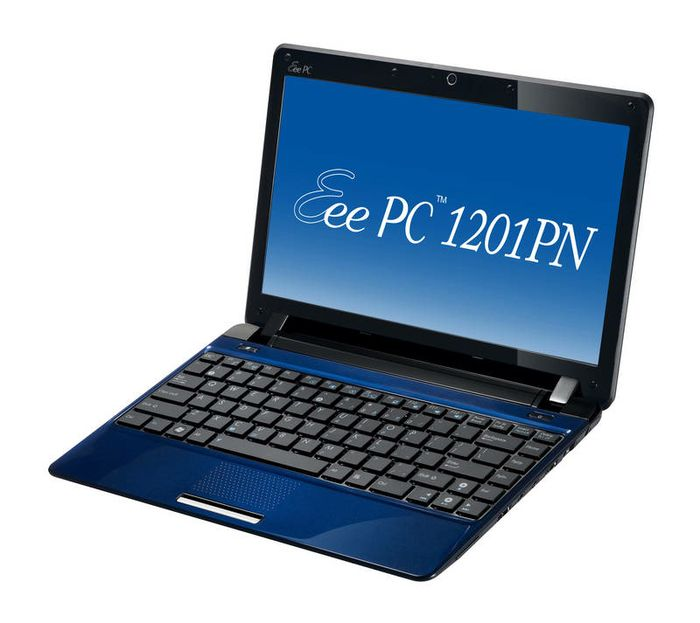 Several netbooks will feature the new NVIDIA ION GPU, including the upcoming ASUS EeePC 1201PN.