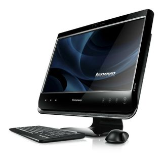 NVIDIA ION has the graphics horsepower to support HD video and casual games on all-in-one systems like the Lenovo C200.