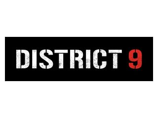 District 9 (title treatment)