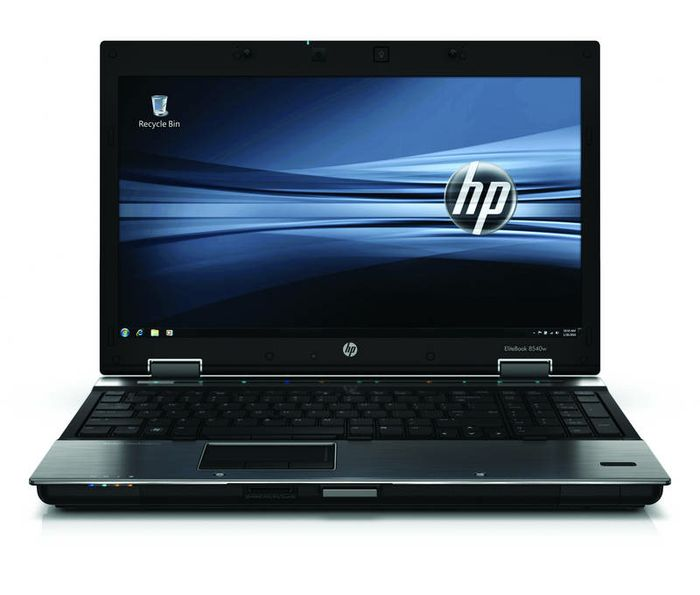 HP EliteBook 8540w mobile workstation with NVIDIA Quadro FX 1800M