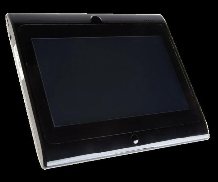 This Tegra-powered ICD tablet shows a full 1080p HD Internet experience on a 4G wireless network at 2010 CES.