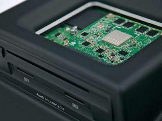 NVIDIA Tegra VCM module for Audi