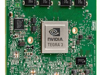 NVIDIA Tegra VCM module for automotive market.