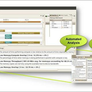 New NVIDIA CUDA Visual Profiler Makes Performance Optimization Easy