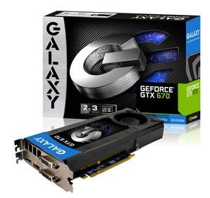 The GTX 670 delivers best-in-class gaming performance that is faster than the closest competitive product in the same price category.