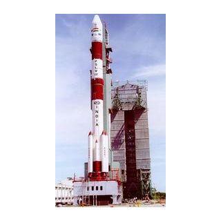 ISRO PSLV Rocket