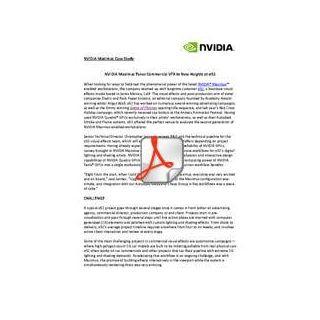 NVIDIA Maximus case study - a52