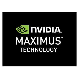 NVIDIA Maximus logo