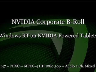 MOBILE / TEGRA VIDEOS AND B-ROLL