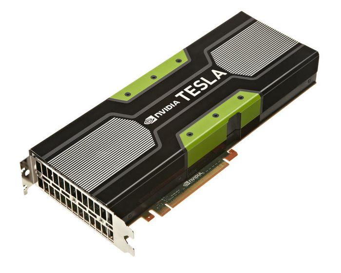 NVIDIA Tesla K20 GPU Accelerator