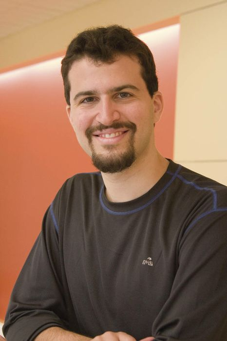 Erez Lieberman Aiden -- assistant professor, Department of Genetics at Baylor College of Medicine and in the Department of Computer Science of Computational and Applied Mathematics at Rice University