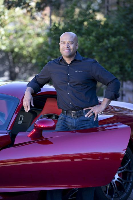 Ralph V. Gilles -- senior vice president of Product Design, and president and CEO of SRT Brand and Motorsports for Chrysler Group LLC