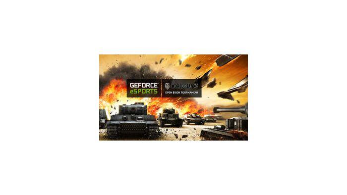 "NVIDIA Announces Global ""World of Tanks"" Open Tournament"