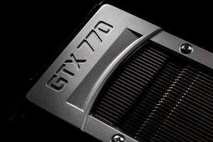 The new NVIDIA GeForce GTX 770 GPU offers an unprecedented level of PC gaming performance for only $399.