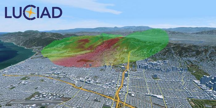 LuciadLightspeed High-performance Geospatial Situational Awareness