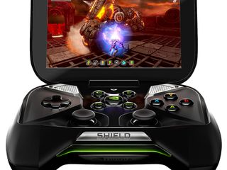 NVIDIA SHIELD - Front View