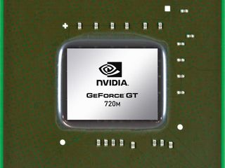 GeForce GT 720 GPU