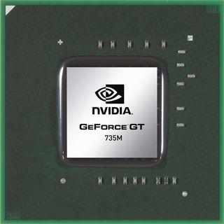 GeForce GT 735 GPU
