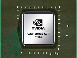 GeForce GT 750 GPU