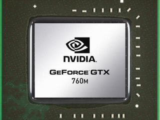 GeForce GTX 760 GPU