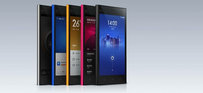 The Tegra 4 processor powers Xiaomi's flagship Mi3 super phone.