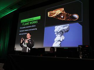 Tony Tamasi - Flame Works