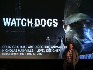 Colin Graham, Ubisoft