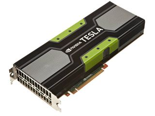 NVIDIA Tesla K40 GPU Accelerator -- World's Highest Performance Accelerator