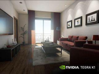 Unreal Engine 4 Running On NVIDIA Tegra K1