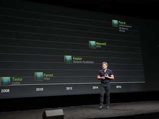 NVIDIA Updates GPU Roadmap; Announces Pascal