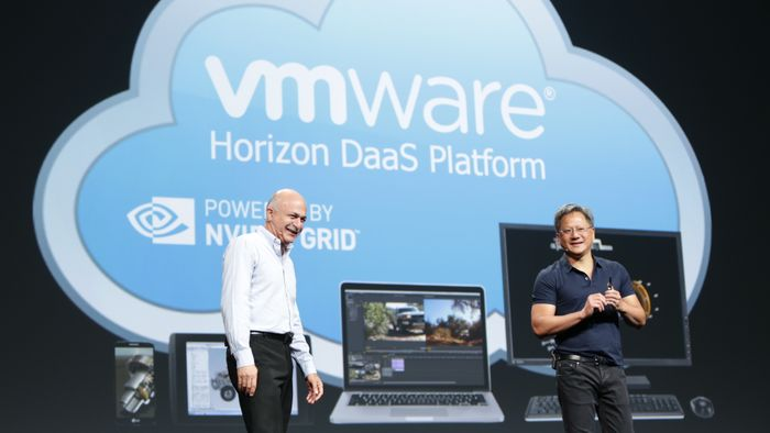 NVIDIA and VMware Bring Graphics-Rich Virtual Desktops and Applications to Public Clouds