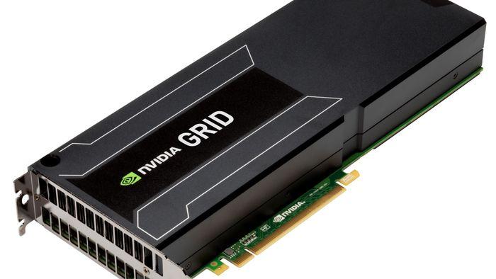 NVIDIA GRID Lets Multiple Users Share a Single GPU