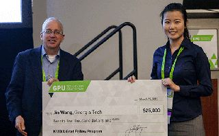 NVIDIA Opens Up Applications for $25,000 Graduate Student Grants