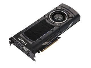 GeForce GTX TITAN X - 3/4 View