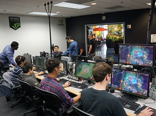 Our GeForce eSports Studio is Bringing in Gamers from Around NVIDIA, and the World