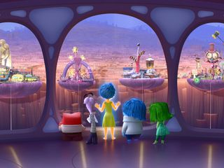 Inside Out photo courtesy of Pixar Animation Studios