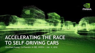 CES 2016 - NVIDIA press event