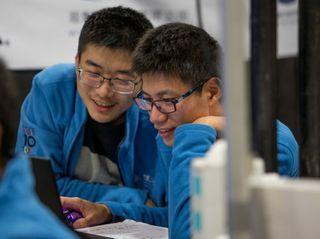 Sleepless in Salt Lake: Tesla P100 Powers Winning Team in Student Cluster Competition