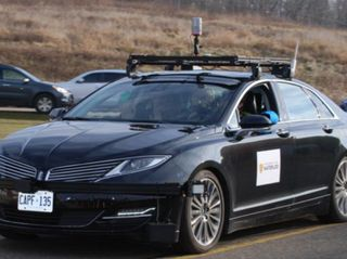 Let Loose the Autonomoose: Canada's First Self-Driving Car Hits the Roads