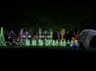 NVIDIAN Harnesses 100,000 Christmas Lights to Further Austin Toy Drive