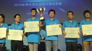GPU-Powered Systems Take Top Spot, Set New Record in Student Supercomputer Competition