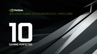 NVIDIA GeForce GTX 1080 Launch - May 2016