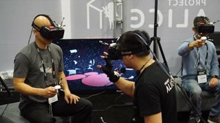 Beyond the Looking Glass: Project Alice Using GPUs to Help Businesses Deliver VR