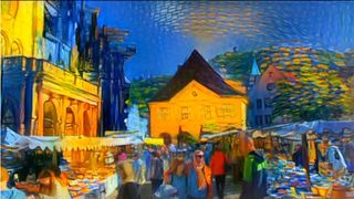 How Deep Learning Can Paint Videos in the Style of Art's Great Masters